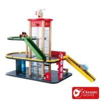 "(classicworld)[German classic world Kelaxi classic wooden play] Modern parking tower ""53658"""