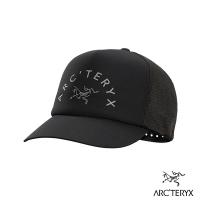 (arcteryx)Arcteryx Archaeopteryx High Breathable LOGO Baseball Mesh Cap Black