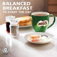 Nestle Milo Activ- Go Chocolate Malt Powder (2kg)
