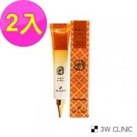 [Korea 3W CLINIC] Horse Oil Anti-aging Miracle Anti-Wrinkle Eye Cream 40mlx2 included