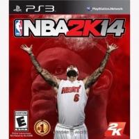 "PS3 ""NBA 2K14"" Asian Chinese version"
