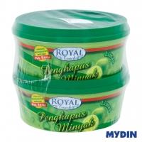 Royal Touch Dishwashing Paste Lime TwinPack (2 x 400g)