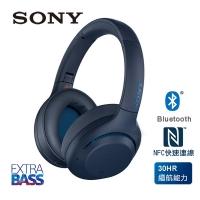 (索尼)SONY Wireless Noise Cancelling Headphones WH-XB900N Blue