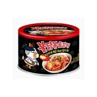 【Korean Hot Spicy Chicken】Spicy Chicken Flavored Kimchi Canned Food 160g