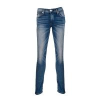 (truereligion)[United States True Religion] female HALLE narrow tube skinny jeans