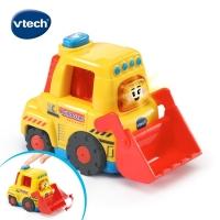(vtech)Vtech Beep Sound and Light Interactive Car-Stacker