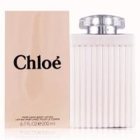Croatian female classic of the same name Chloe Eau de Parfum 200ml Body Lotion