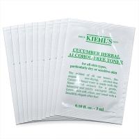 [] KIEHLS Kiehl's Cucumber Herbal Lotion 3ml * 10