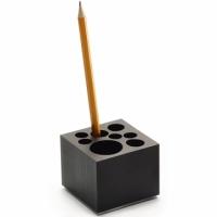 (PHILIPPI)PHILIPPI fog black porous pen holder