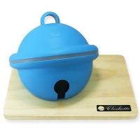 (CLOCHETTE)[CLOCHETTE No Flea Bell] Household Version No Flea Bell-Blue