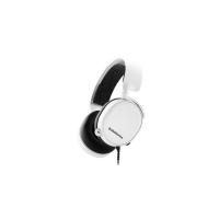 (steelseries)[SteelSeries Sairui] Arctis 3 white wired gaming headset