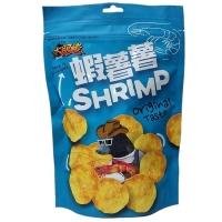 【Bigeye Shrimp】Shrimp, Potato and Potato (Original) 70g