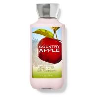 """Bath & Body Works BBW"" perfume body lotion [village] Apple Country Apple 236ML"