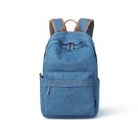 (JoyCo)[JoyCo] Student Cowboy Shoulder Bag - Blue