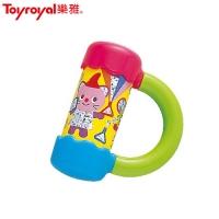 "(toyroyal)Japanese ""Leya Toyroyal"" classic mini rattle"