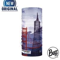 (buff)[BUFF] BF124256 Classic Turban Plus-City Series-San Francisco