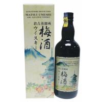 Kurayoshi Matsui Whisky Umeshu 14%