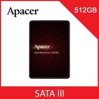 (apacer)Apacer AS350X 512GB 2.5 inch SSD solid state drive