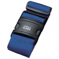 (LEWIS N CLARK)Quick luggage strap - Blue