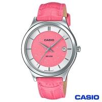 (CASIO)CASIO Casio Milky Embossed Belt Women's Watch LTP-E141L-4A2