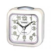 (CASIO)CASIO pointer Desktop Alarm Clock - White