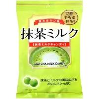 Akiyama 菓 Matcha Milk Flavor Candy (80g)