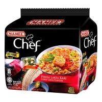 MAMEE 金廚咖哩叻沙風味麵(380g)