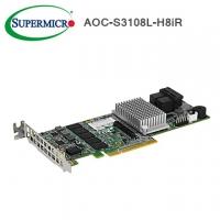 (SUPERMICRO)Supermicro AOC-S3108L-H8iR-16DD