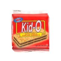Kid-O Nissin Sandwich Cookies-Chocolate Flavor (120g)