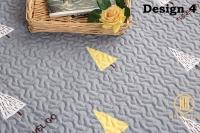 Hitto Japanese 100% Cotton Living Carpet Mat tatami 110x180cm