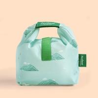 agooday | Pockeat food bag(M) - Mt. Jade