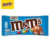 M&Ms Crispy Milk Chocolate 30g