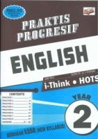(PENERBITAN ILMU DIDIK)PRAKTIS PROGRESIF ENGLISH YEAR 2 KSSR SEMAKAN 2021