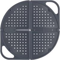 (Master)Master foldable splash-proof lid (gray 30cm)
