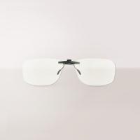 (aslly)[ASLLY] Car clip / clip lens / clip / external blue light filter glasses (transparent)