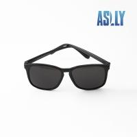 (aslly)[ASLLY] Anti-UV400 matte texture all-match sunglasses/sunglasses