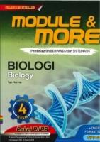 (PENERBITAN PELANGI SDN BHD)MODULE&MORE BIOLOGI/BIOLOGY TINGKATAN 4 KSSM SPM 2021