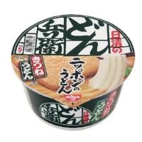 日清兵衛碗麵(東)-豆皮烏龍風味(96*12/箱)