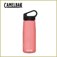 【美國CamelBak】750ml Carry cap樂攜日用水瓶 玫瑰