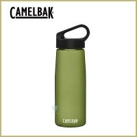 (CAMELBAK)CamelBak 750ml Carry cap Le Carry Daily Water Bottle Olive Green