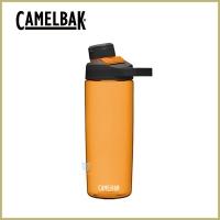 (CAMELBAK)CamelBak 600ml Chute Mag Outdoor Sports Water Bottle Lava Orange
