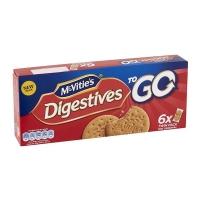 Maivita Digestive Cake Instant Pack (176.4g)