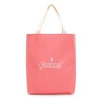 (playboy)PLAYBOY- Handbag Bunny Rabbit Series-Pink
