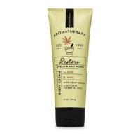 """Bath & Body Works BBW"" fragrance moisturizing body cream [sage] Mint Sage Mint 226g"