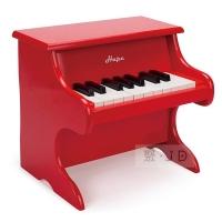 (hape)[German Hape] Little Musician Red Little Piano SF00805