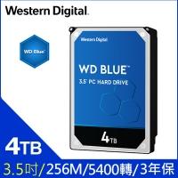 (wd)WD [Blue Label] (WD40EZAZ) 4TB/5400 rpm/256MB/3.5 inch/3Y