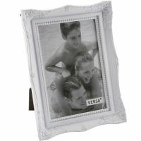 (VERSA)VERSA Plain Elegant Carved Photo Frame (10x15)