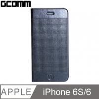GCOMM iPhone 6S/6 Embossed Dots 時尚圓點超纖皮套 紳士黑