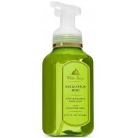 《Bath & Body Works BBW 》泡沫慕斯洗手液【尤加利薄荷】Eucalyptus Mint 259ML