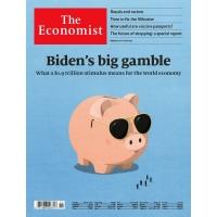 THE ECONOMIST 經濟學人雜誌2021/3/13